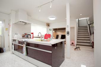 S邸写真:キッチン