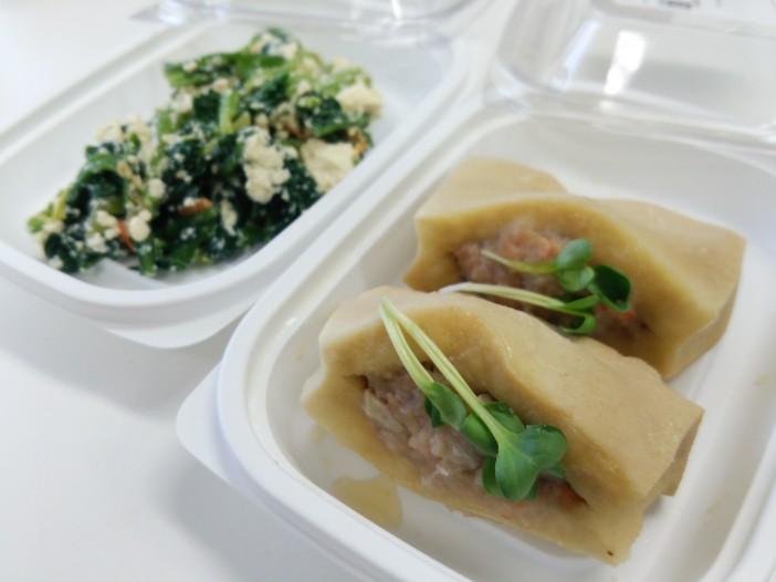 三沢市街パシャ写真『活魚センターのお惣菜】