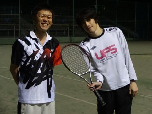 硬式テニスサークルMTC写真