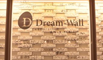 D-wall(ドリームウォール)写真