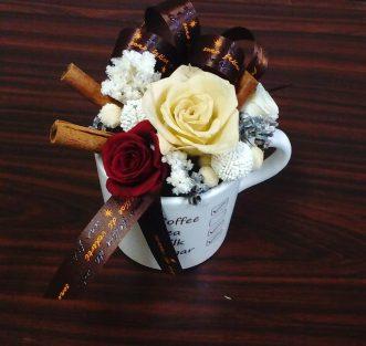 【フラワーサークル ラ・フルール<br>Floral Arrangement Club La Fleur】写真