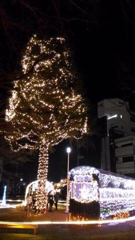 三沢市街パシャ写真『すっごくキレイ】