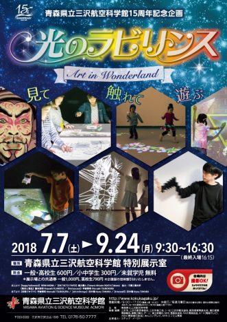 【青森県立三沢航空科学館7月のイベント】写真