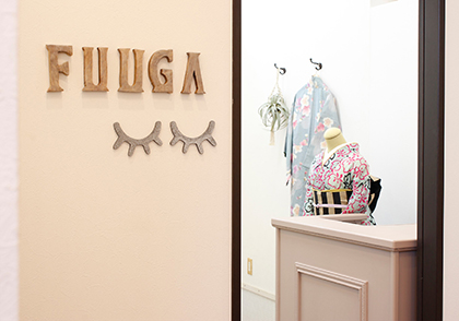 【total make salon FUUGA(フウガ)】写真