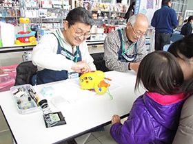 イベント情報10月¥おもちゃ病院3012-01